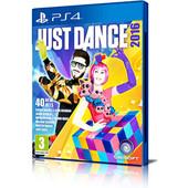 UBISOFT Just dance 2016 - PS4