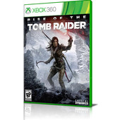MICROSOFT Rise of the Tomb Raider - Xbox 360