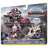 ACTIVISION Skylanders super chargers dual pack: Bone Bush Roller Brawl, Tomb Buggy