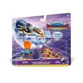 ACTIVISION Skylanders super chargers dual pack: Big bubble Pop Fizz, Soda Skimmer