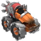 ACTIVISION Skylanders super chargers vehicle Thump Truck
