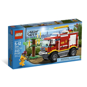 LEGO City Autopompa 4 x 4 243pezzi