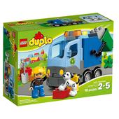 LEGO DUPLO Camioncino della spazzatura 16pezzi