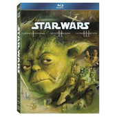 20TH CENTURY FOX Star Wars - trilogia prequel (Blu-ray)