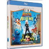 PARAMOUNT Mostri contro alieni 3D (Blu-ray 3D + DVD)