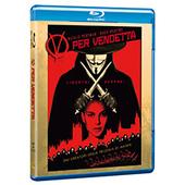 WARNER BROS V per Vendetta