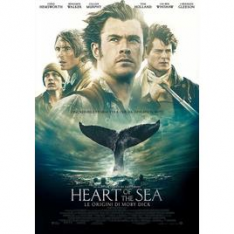 WARNER HOME VIDEO Heart Of The Sea - Le Origini Di Moby Dick