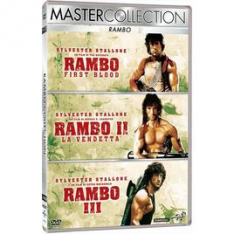 UNIVERSAL PICTURES Rambo Master Collection (3 Dvd)