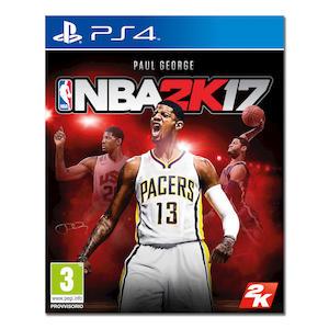 PREVENDITA - NBA 2K17 - PS4