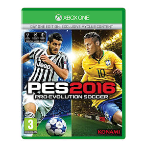 PES 2016 Pro Evolution Soccer Dayone Edition -XBOX ONE - PRMG GRADING OOCN - SCONTO 20,00%