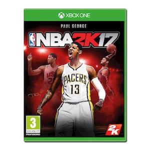 PREVENDITA - NBA 2K17 - XBOX ONE