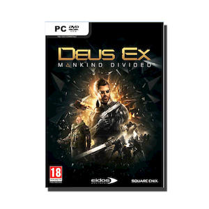 PREVENDITA - DEUS EX: MANKIND DIVIDED - PC