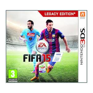 FIFA 15 - 3DS
