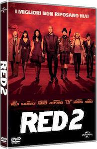 RED 2 - DVD