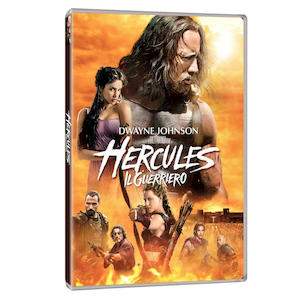HERCULES - IL GUERRIERO - DVD