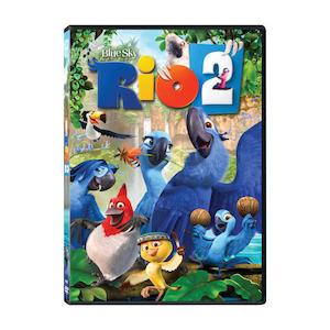 RIO 2 - Missione Amazzonia - DVD