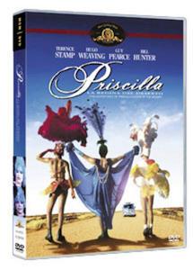 PRISCILLA - LA REGINA DEL DESERTO - DVD