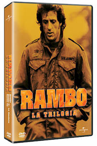 RAMBO - LA TRILOGIA - DVD