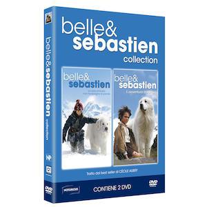 BELLE & Sebastien +& Sebastien - L'avventura continua - DVD