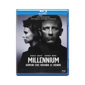 MILLENIUM - UOMINI CHE ODIANO LE DONNE - Bluray