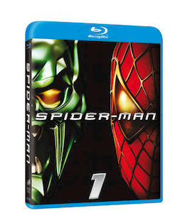 SPIDER-MAN 1 - Blu-Ray