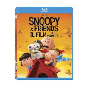 SNOOPY & Friends. Il film dei Peanuts - Blu-Ray