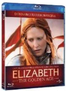 ELIZABETH - THE GOLDEN AGE - Bluray