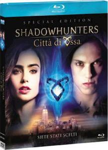 SHADOWHUNTERS - Città di ossa - Blu-Ray