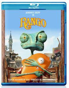 RANGO - Bluray