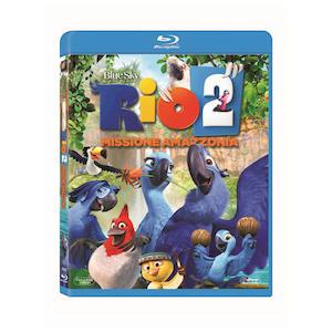 RIO 2 - Missione Amazzonia - Blu-Ray