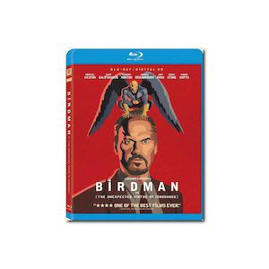BIRDMAN - L'Imprevedibile Virtù dell'Ignoranza - Blu-Ray