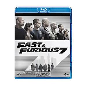 FAST & FURIOUS 7 - Blu-Ray