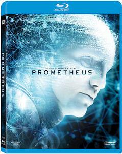 PROMETHEUS -BluRay