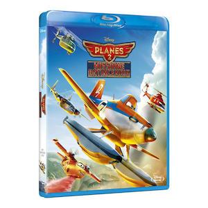 PLANES 2 - MISSIONE ANTINCENDIO - Blu-Ray