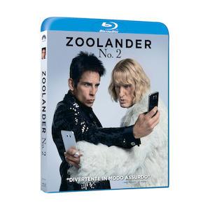 ZOOLANDER 2 - Blu-Ray