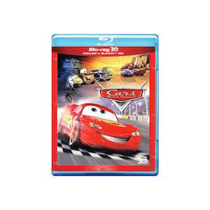 CARS - Motori ruggenti 3D - Blu-Ray
