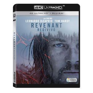 REVENANT - Redivivo (UltraHD) - Blu-Ray