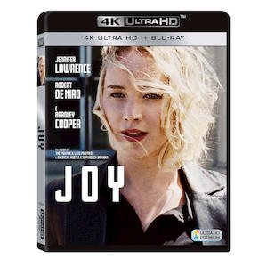 JOY (UltraHD) - Blu-Ray