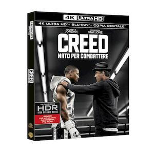 CREED - Nato per Combattere - Ultra HD - Blu-Ray
