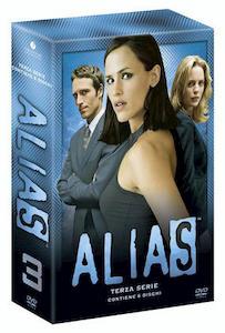 ALIAS - Terza Serie - DVD