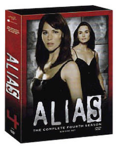 ALIAS - Quarta Serie - DVD