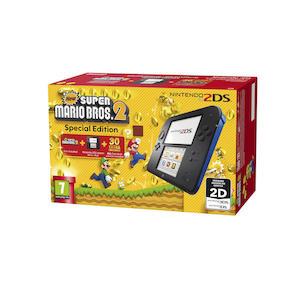 NINTENDO 2DS New Super Mario Bros.2 Special Edition