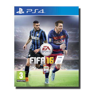 FIFA 16 - PS4 - PRMG GRADING OOAN - SCONTO 10,00%
