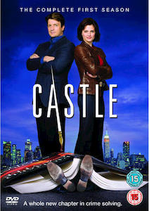 CASTLE - Stagione 1 - DVD
