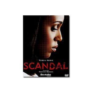 SCANDAL - Stagione 3 - DVD