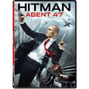 HITMAN - AGENT 47 - DVD