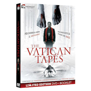 THE VATICAN TAPES - DVD