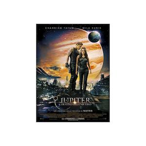 JUPITER - Il Destino Dell'Universo - DVD