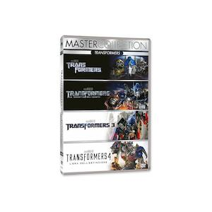TRANSFORMERS - Master Collection - DVD