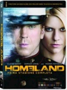 HOMELAND - Stagione 1 - DVD